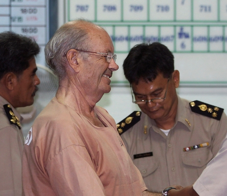 Rape charge Brit headed to Cambodia