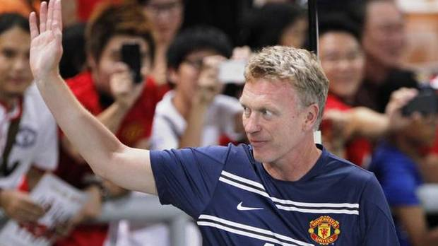 Man. United beaten by Thailand All Stars in Moyes' debut