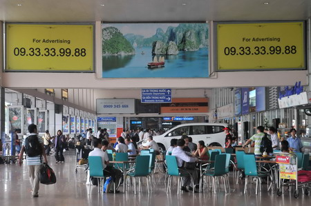 Foods at Vietnam airports leave a bad taste