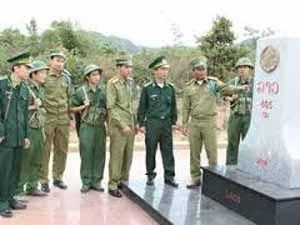 Vietnam and Laos Celebrate Successful Bordering Demarcation