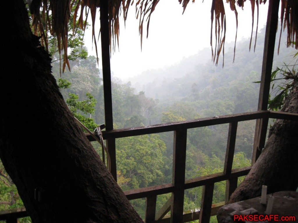 View From Top, Bokeo Nam Kan National Park