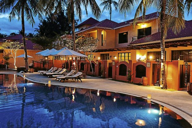 Casa del Mar resort named Malaysia's top Hotel