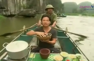 Video: Snails cooked in Lemongrass, Ginger and Lemon Leaf
