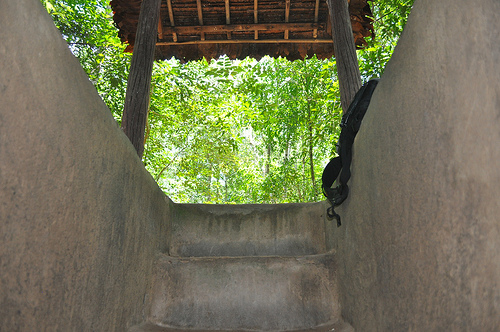 Cu Chi Tunnels Tour by David McKelvey
