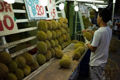 Stinky Fruit Durian and its Health Benefits