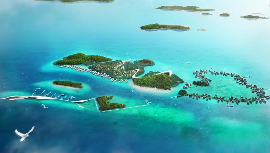Funtasy Island Resort, Riau Islands, Indonesia