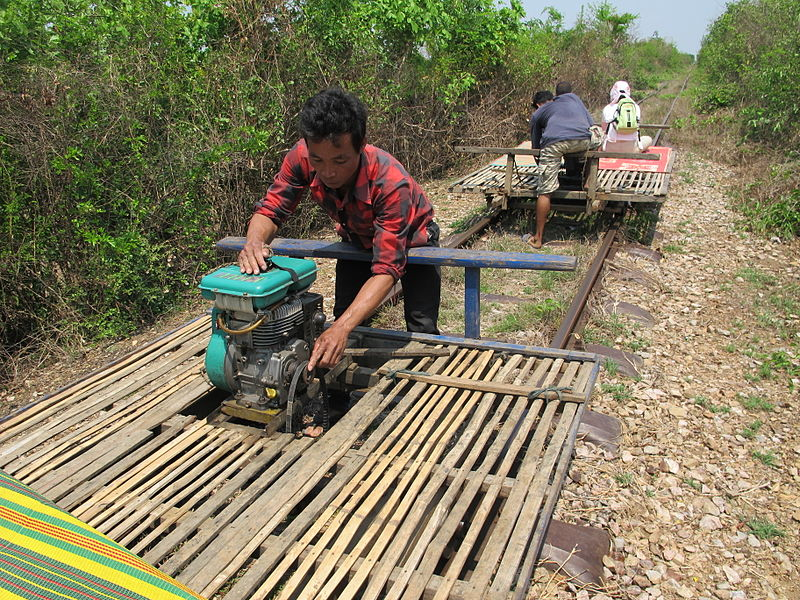 Bamboo Trains