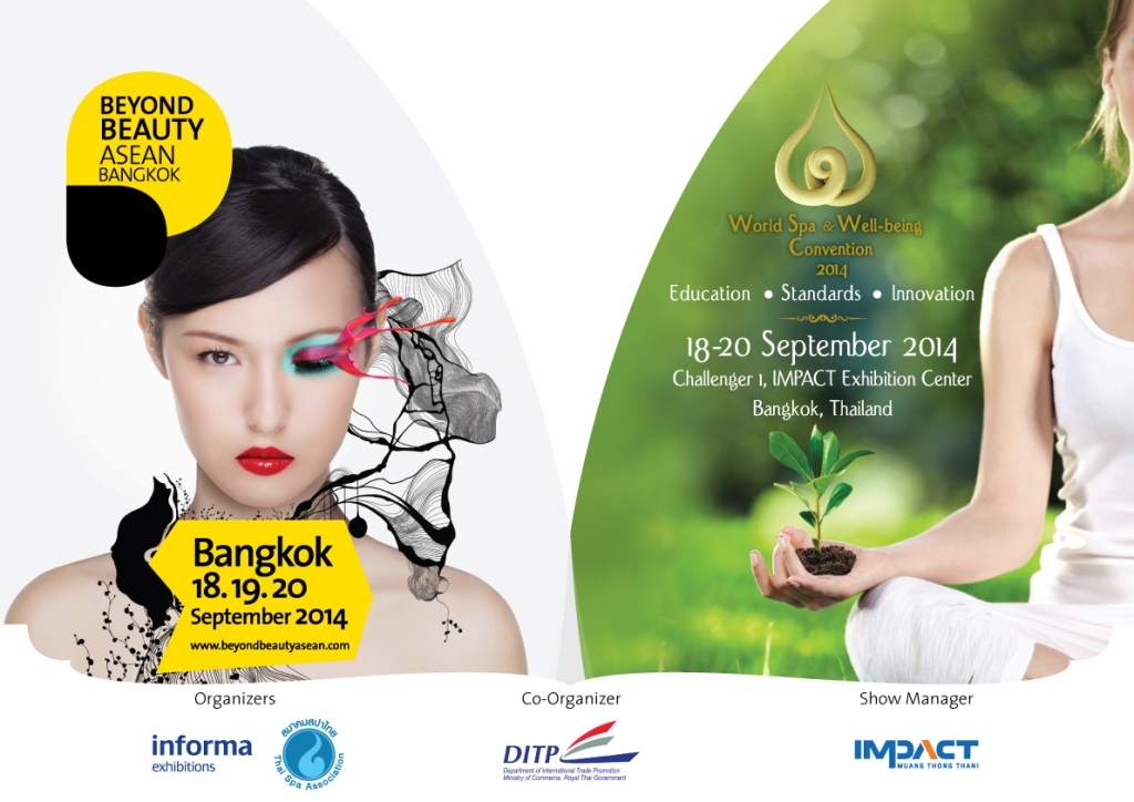 Largest Wellness and Beauty Expo: Phuket. Coming up.