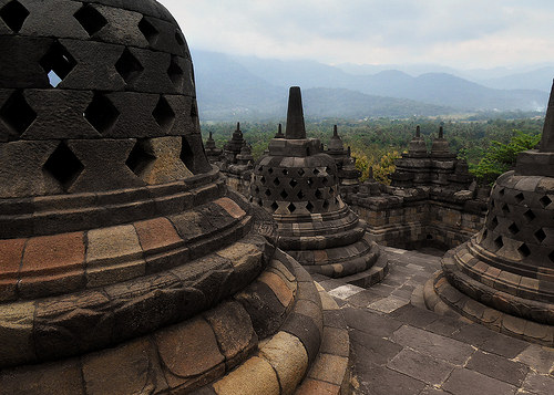 Borobudur Temple by frankdouwes, on Flickr