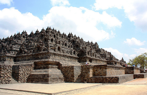 DSC00090/Java/Borobudur Main View by dany13, on Flickr