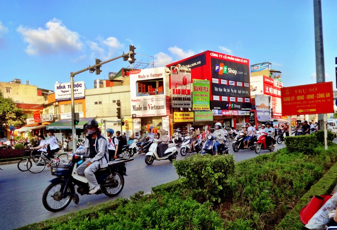 Motorbike Madness: A Guide to Motorbiking in South East Asia