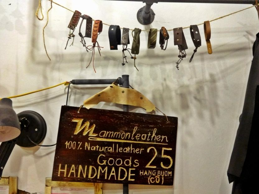 mammon leather hanoi vietnam (Old Quaters)