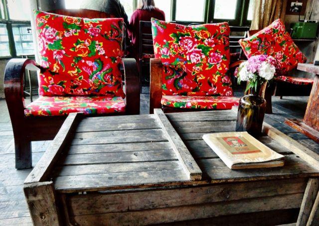 Coffea shop Hanoi, Vietnam