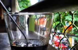 Cong Caphe: Hanoi Old Quarters - Coffee Shop in Vietnam