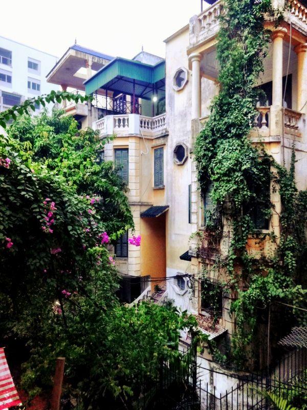 Rental in Hanoi - 200 to 400 US dollars