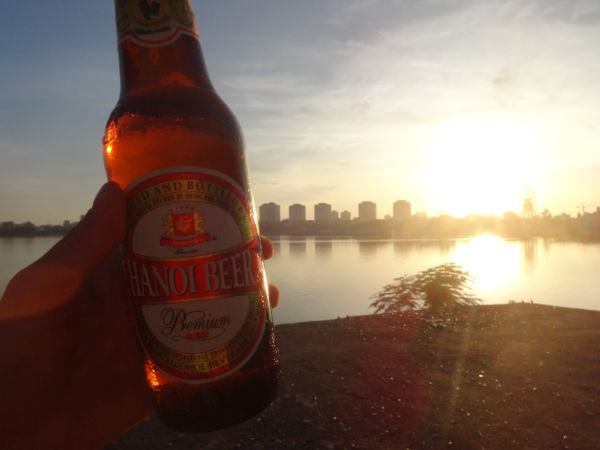 Hanoi Beer!