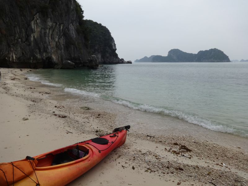Adventure around Cat Ba Island, Vietnam: Hiking, Beaches, Kayaking & Monkeys!