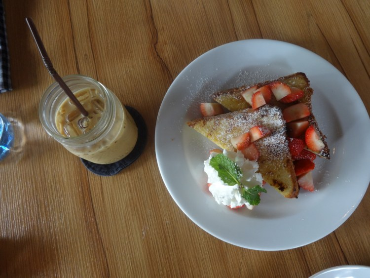 Bangkok Roast Cafe: Some French Toast