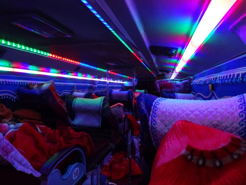 6 Questions to Ask when Travelling on a Bus in Southeast Asia