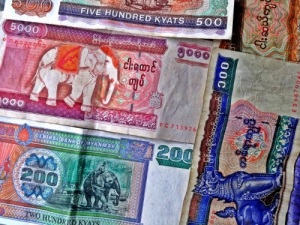 Myanmar Money: Travel tips for SE ASIA