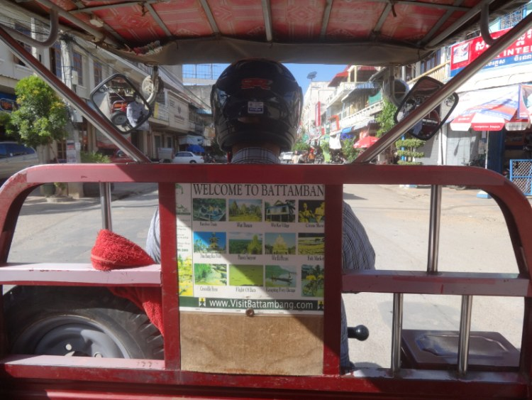 Two Weeks in Cambodia: Cambodian Backpacking Route with Map