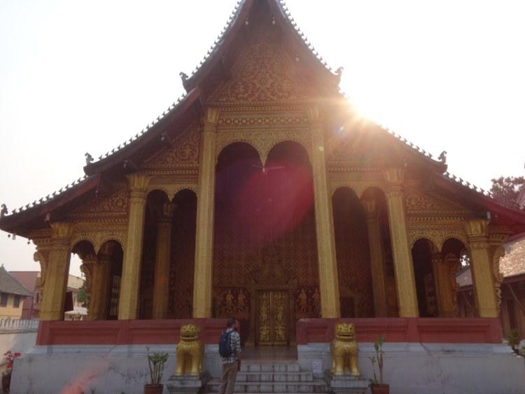 Wat Saen Luang Prabang Temple