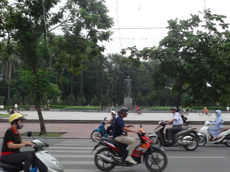 Highway Motorbiking Hanoi