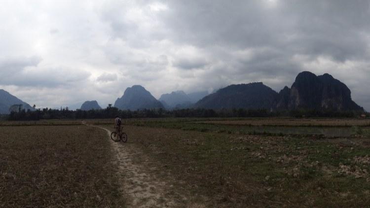 Vang Vieng Biking