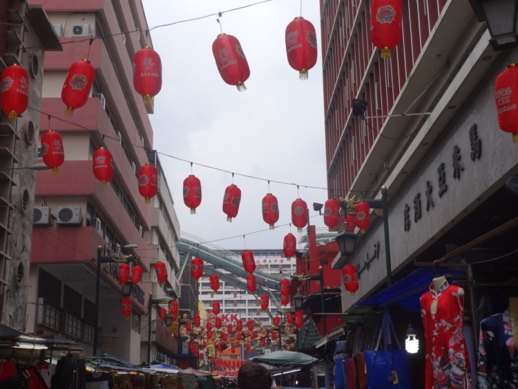 Malaysia - Chinatown Best Markets in SE Asia