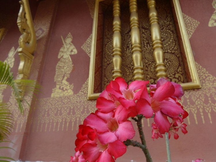 The Picturesque Temples of Luang Prabang, Laos
