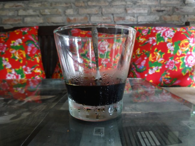 Ca phe Da - Plain Black Coffee Vietnam