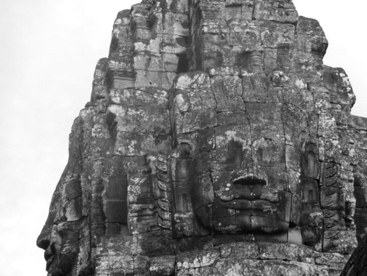 Bayon Statue, Cambodia - Angkor Wat