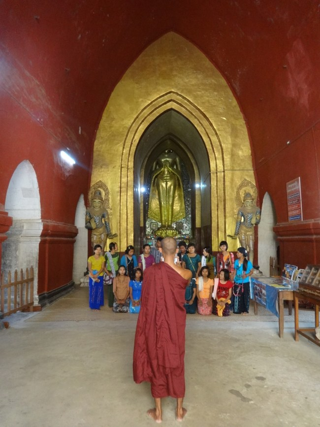 Temple in South East Asia: What to wear