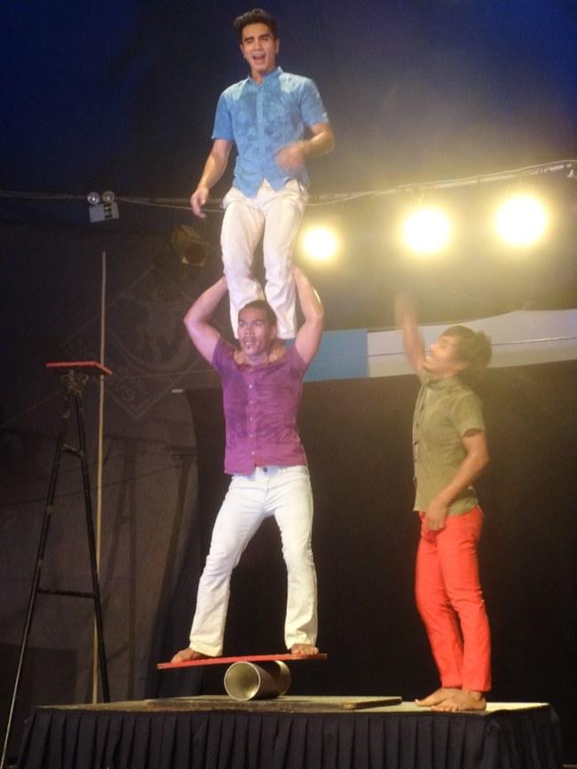 Battambang's Circus: Phare Ponleu Selpak