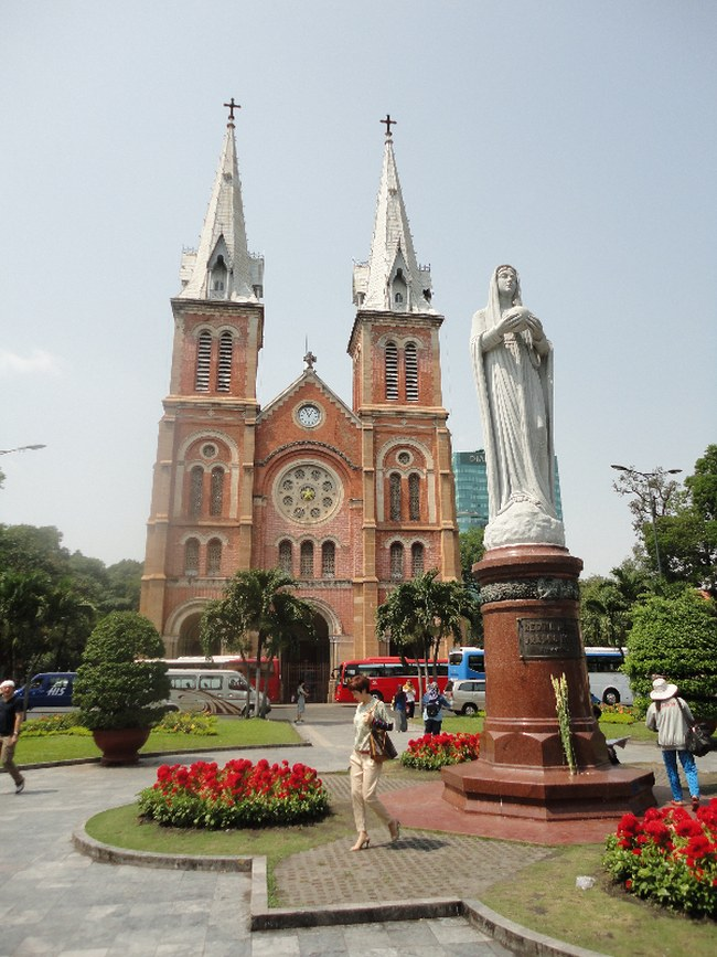 Christian Church in Ho Chi Minh