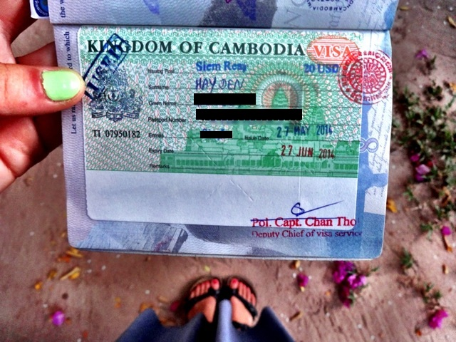 A Guide to Visas Throughout Southeast Asia (Vietnam, Cambodia, Laos, Thailand)