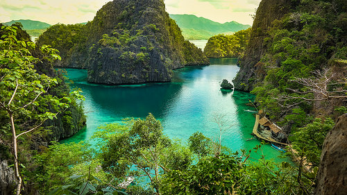 Kayangan Lake, Coron, Palawan by Jeff Pioquinto, SJ, on Flickr