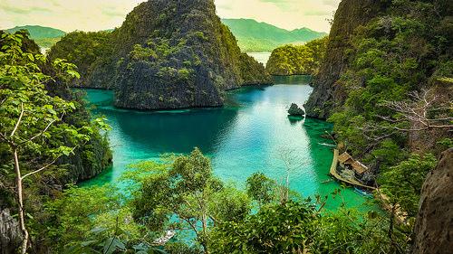 Kayangan Lake, Coron, Palawan by Jeff Pioquinto, SJ, on Flickr