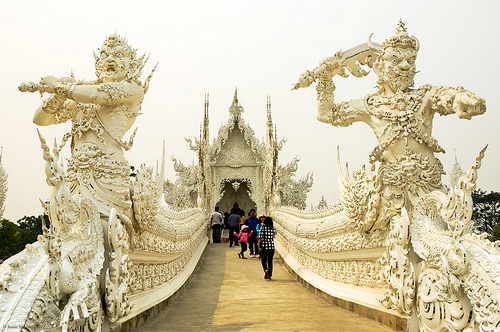 Visiting Chiang Rai and Beyond: What to do!