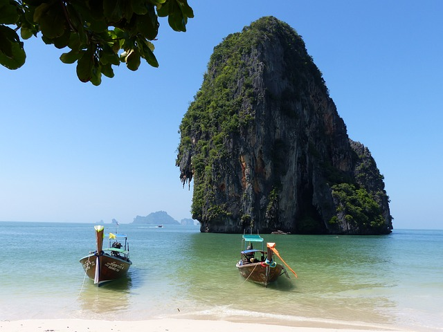 The Islands and Beaches of Krabi, Thailand