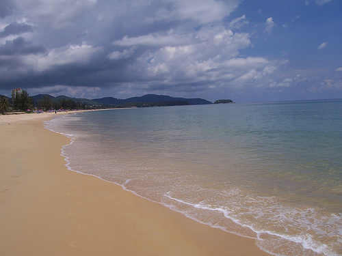 Karon beach 1 by M0les, on Flickr