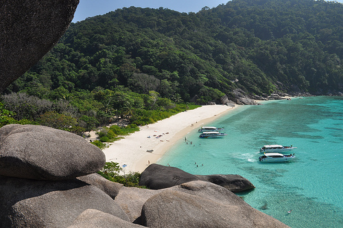 Similan Island Viewpoint by Kullez, on Flickr