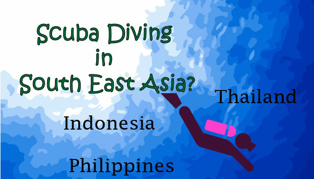 Top Places for Scuba Diving in Southeast Asia
