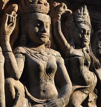 Khmer Empire and the Number Zero